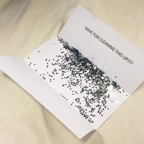 Confetti Bomb